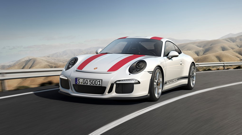 The new Porsche 911 R is a marvel. But what is it?