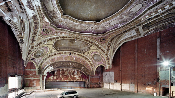 Detroit / Tangier – restless charm of decline
