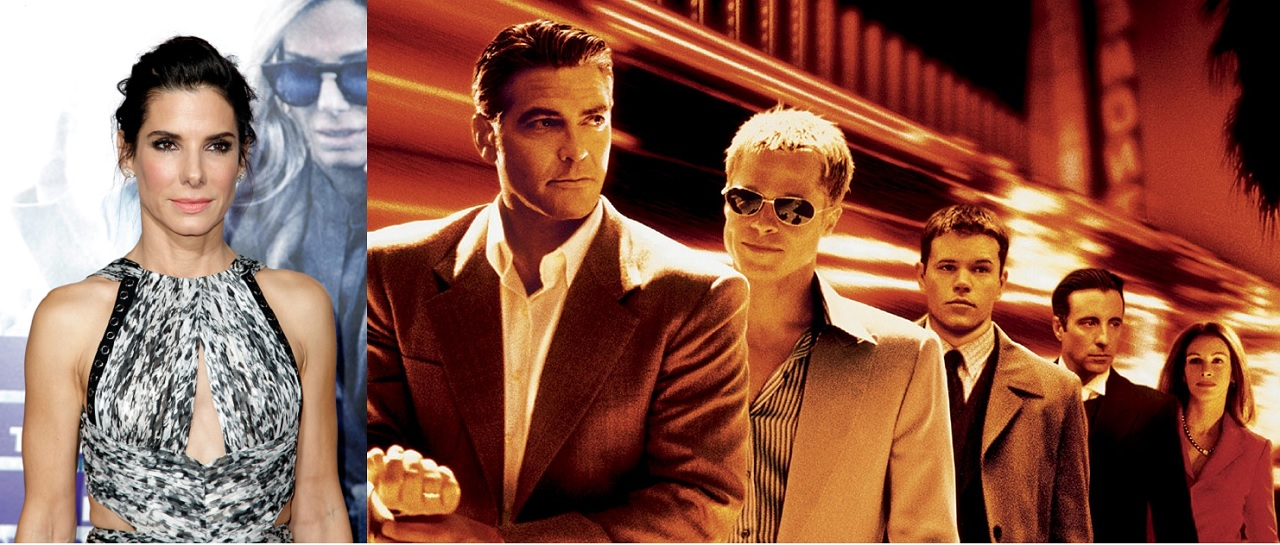 Ocean's Eleven, that is known on the spin-off to women