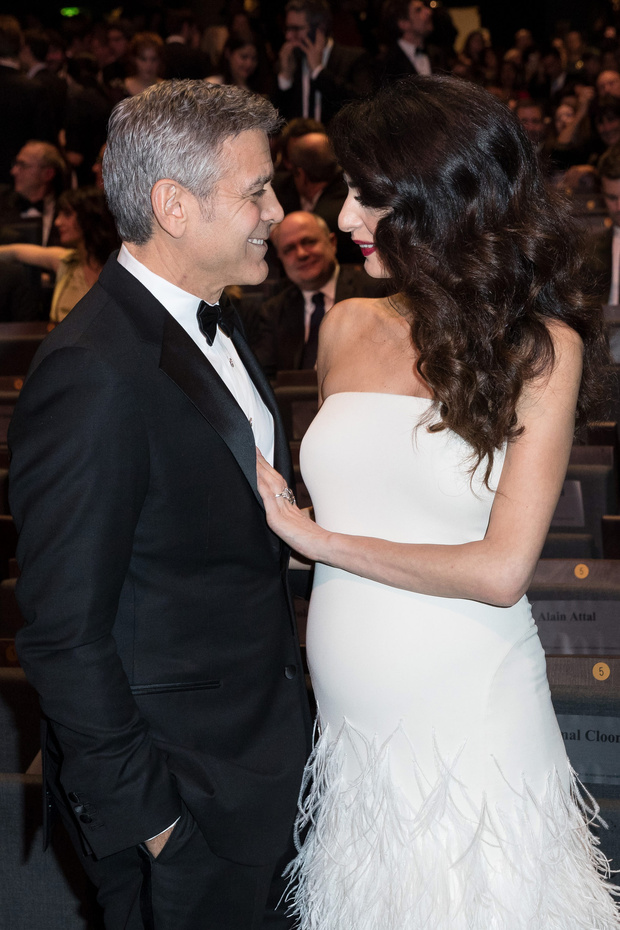 We already know who the twins of Amal and George Clooney look like