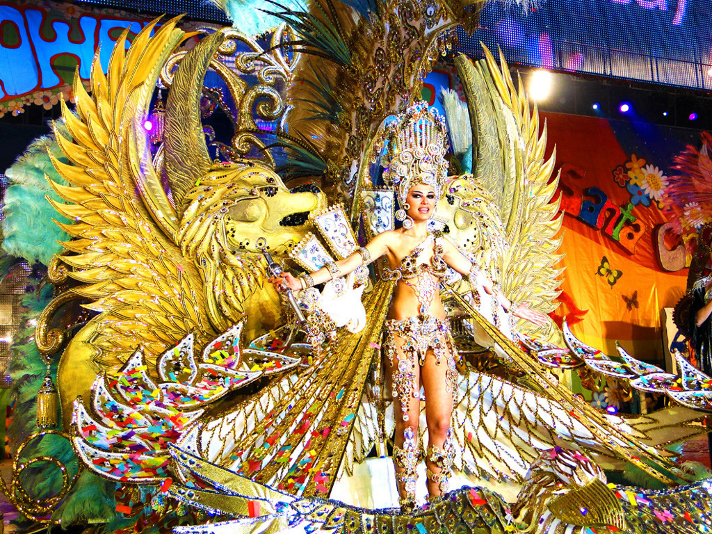 Carnival 2018 in the Canary Islands: the most colorful festival in Europe