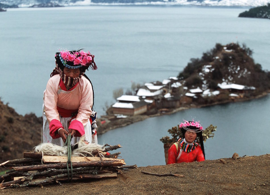 We hope it's female: trip to Lagu Lake, the Himalayan kingdom of women