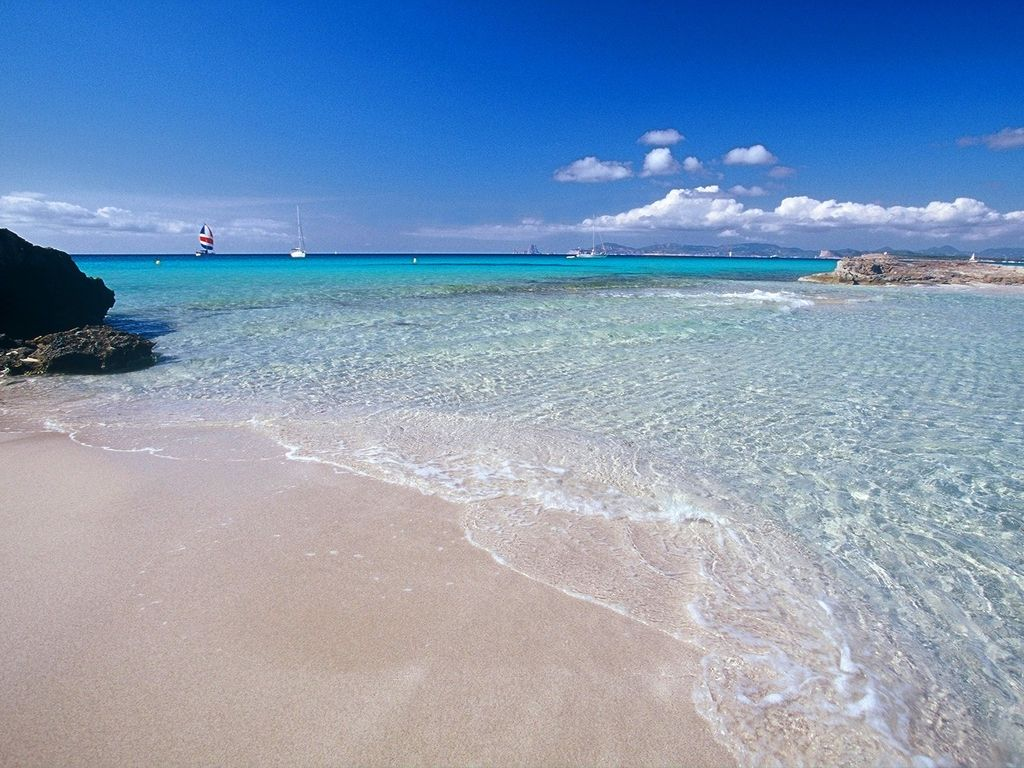 The 7 most beautiful beaches of Ibiza